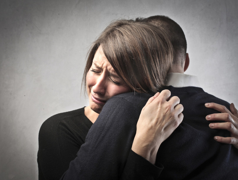 Hugging strangers - Why is that wrong?