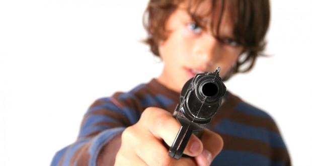Kids with Guns Kill People