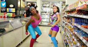 Interac flash dance? Yes please!