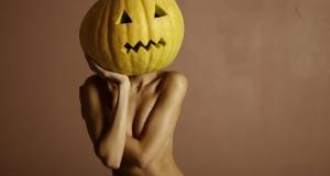 Elegant Halloween Phantom.