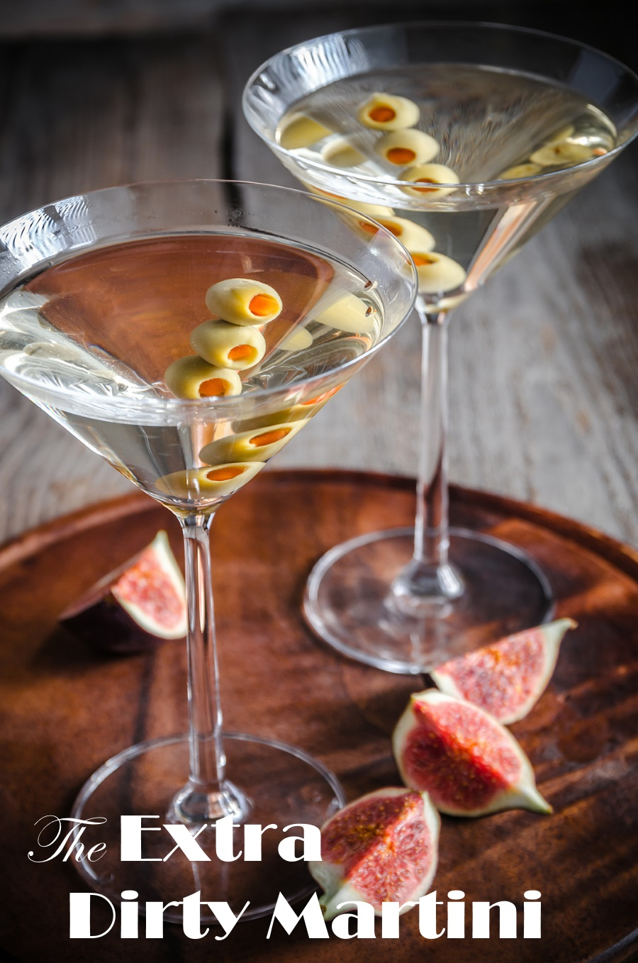 Dirty) Tale of Woe... And an Extra Dirty Martini Recipe