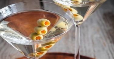The Extra Dirty Martini Recipe