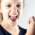 Teaching My Daughter To Say Shut Up - BluntMoms.com