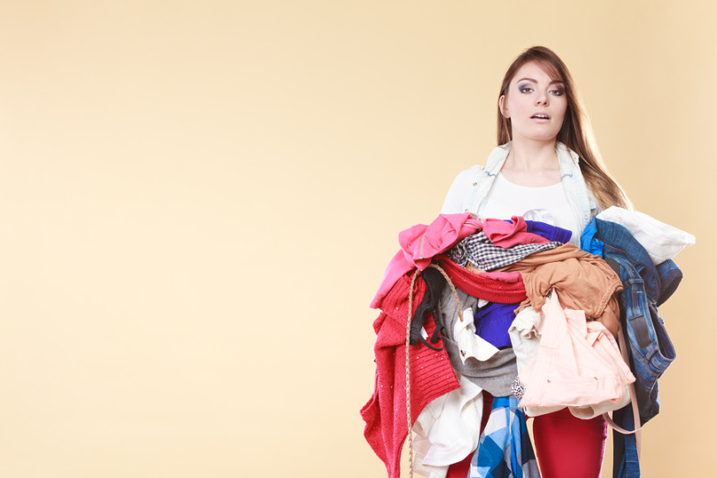 How Decluttering Left Me Naked and 5 Tips to Avoid the ...