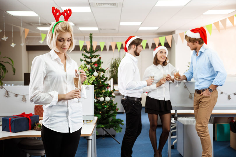 8 reasons i didnt go to the office christmas party - The Office Christmas
