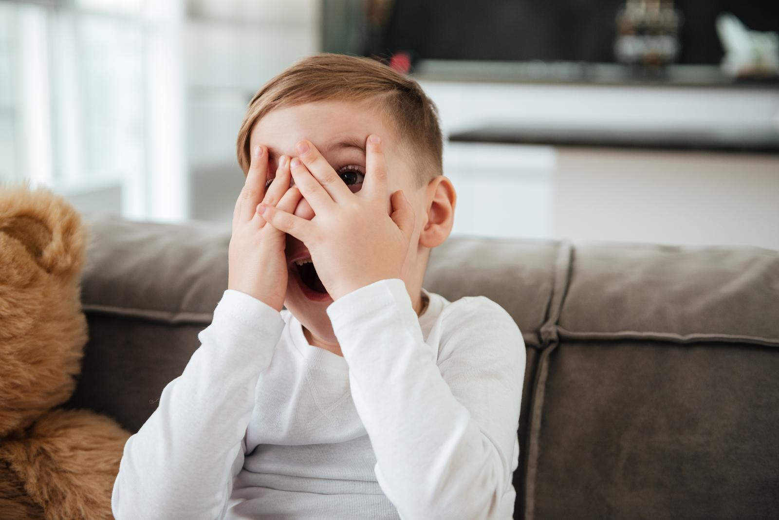 Как лечить испуг у ребенка в