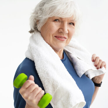 I Joined The Old People Gym